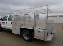 Contractor Component Truck Bodies - CP 118