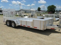 Open Utility Heavy Duty Utility Trailers - BPU 51