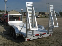 Gooseneck Heavy Equipment Skid Loader Trailer - GNOC 23B