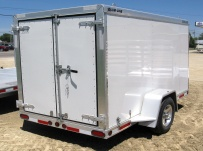 Dual Line Enclosed Cargo Trailers - DLENC 6C