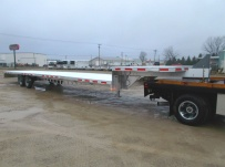 All Aluminum Gooseneck Flatbed Hotshot Trailers - GNF 99A