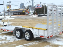 Open Utility Heavy Duty Utility Trailers - BPUC 47