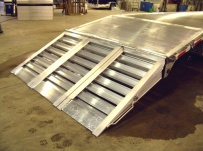 Gooseneck Heavy Equipment Flatbed Trailers - GNF 34