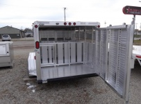 Showmaster Low Profile Small Livestock Trailers - BPLPSM 41