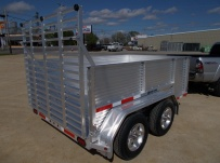 Open Utility Heavy Duty Utility Trailers - BPUC 36