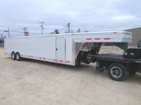 Gooseneck Automotive All Aluminum Enclosed Trailers - GNA 36B
