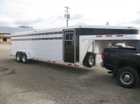 Commercial Gooseneck Livestock Trailers - GNL 65A