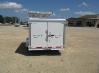 Dual Line Enclosed Cargo Trailers -  DLENC 9B