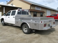 Popular Models Aluminum Truck Beds - PTB 100