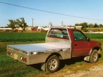 Popular Models Aluminum Truck Beds - PTB 26