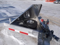 Open Utility Heavy Duty Utility Trailers - BPUC 28
