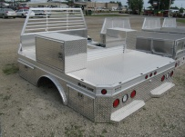Specialized Aluminum Truck Beds - STB 144A