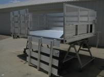 Specialized Aluminum Truck Beds - STB 94
