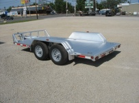 Open Utility Heavy Duty Utility Trailers - BPU 29A