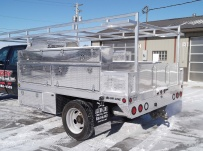 Specialized Aluminum Truck Beds - STB 190