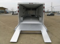 Gooseneck Automotive All Aluminum Enclosed Trailers - GNA 27