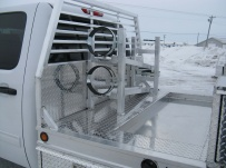Specialized Aluminum Truck Beds - STB 115
