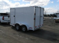 Bumper Pull Enclosed Cargo Trailers - BPDF 27