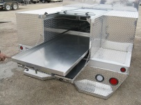 Specialized Aluminum Truck Beds - STB 183A
