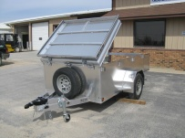 Camping Trailers Toy Haulers - CT 12