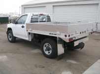 Specialized Aluminum Truck Beds - STB 119