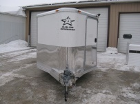 Showmaster Low Profile Small Livestock Trailers - BPLP4V 29B