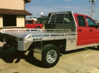 Popular Models Aluminum Truck Beds - PTB 40
