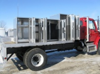 Specialized Aluminum Truck Beds - STB 72