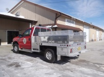 Fire and Brush Body Truck Bodies - GB 70