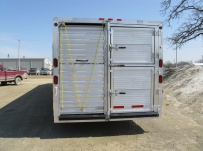 Commercial Double Deck Livestock Trailers - GNDD 24C