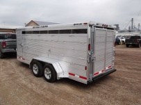 Showmaster Low Profile Small Livestock Trailers - BPLPSM 31A
