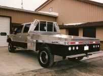 Popular Models Aluminum Truck Beds - PTB 36