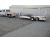 Open Utility Heavy Duty Utility Trailers - BPUC 14