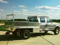 Popular Models Aluminum Truck Beds - PTB 35