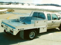 Popular Models Aluminum Truck Beds - PTB 42