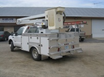Contractor Component Truck Bodies - CP 41B