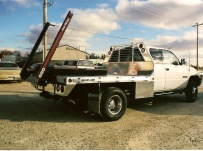 Specialized Aluminum Truck Beds - STB 4