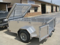 Camping Trailers Toy Haulers - CT 13