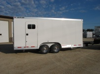 Bumper Pull Enclosed Cargo Trailers - BPDF 43