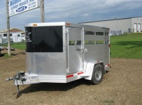Showmaster Low Profile Small Livestock Trailers - BPLPSM 25B