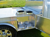 Specialized Aluminum Truck Beds - STB 204B