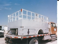 Specialized Aluminum Truck Beds - STB 107