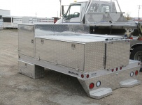 Specialized Aluminum Truck Beds - STB 183