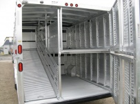 Commercial Double Deck Livestock Trailers -  GNDD 28