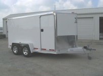 Bumper Pull Enclosed Cargo Trailers - BPDF 31