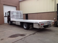 Specialized Aluminum Truck Beds - STB 193