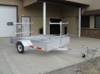 Open Utility Heavy Duty Utility Trailers - BPUC 1