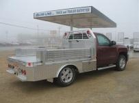 Specialized Aluminum Truck Beds - STB 187