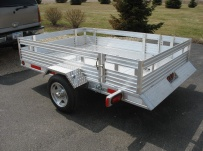 Open Utility Heavy Duty Utility Trailers - BPU 28