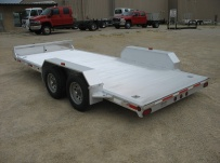 Open Utility Heavy Duty Utility Trailers - BPU 44B